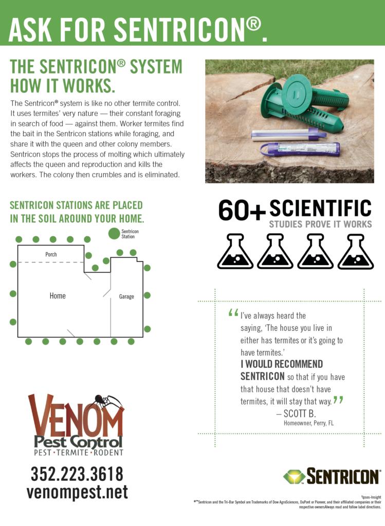 Termite Trap System | Venom Pest Control